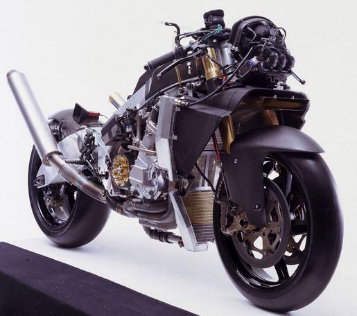 Mesin Yamaha Yzr M