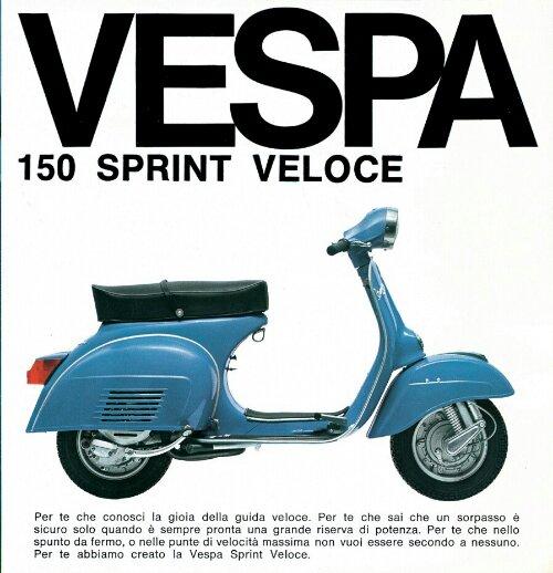 Vespa Sejarah Sang Legenda M2000