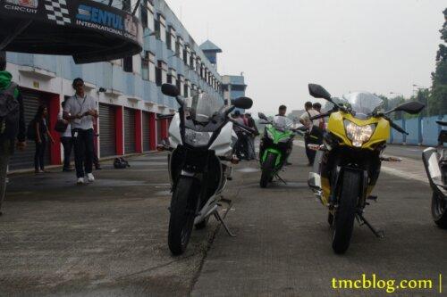 Komparasi Ninja Rr Mono Cbr 250r