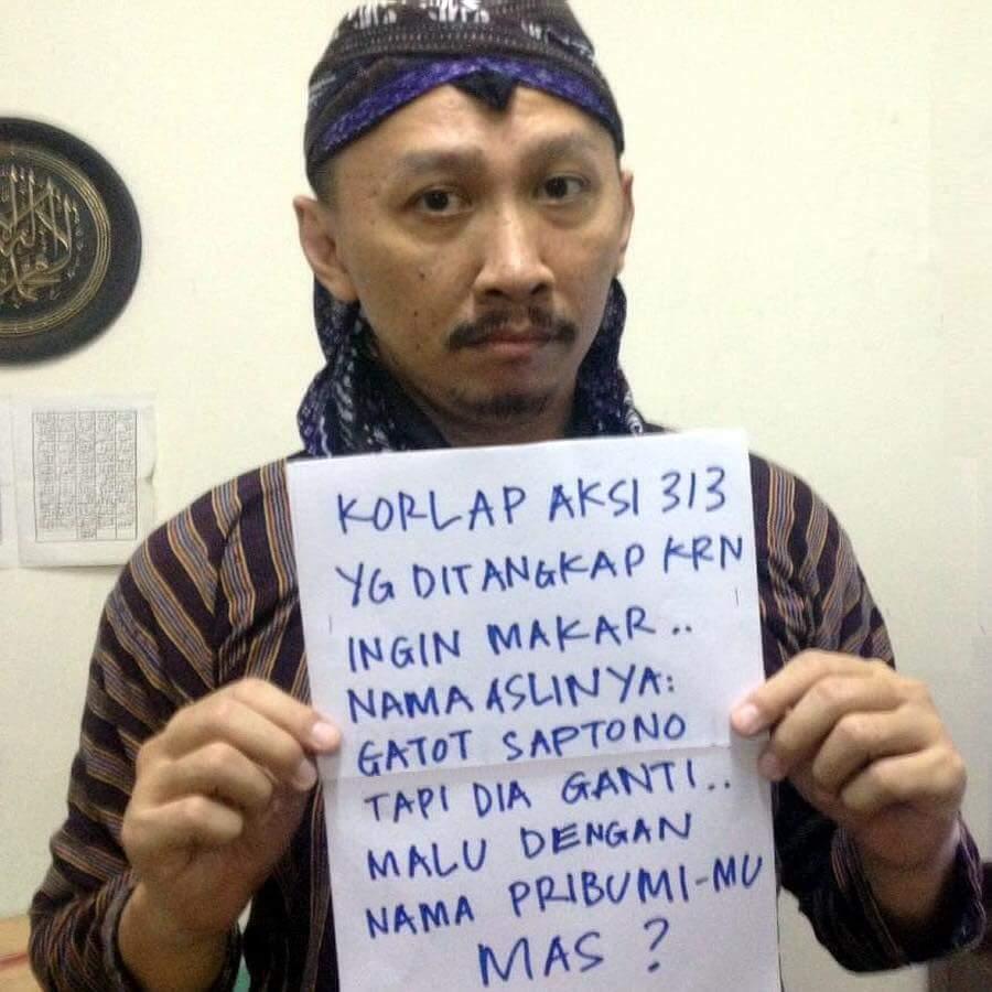 Butuh 3 Miliar Untuk Gulingkan Jokowi M2000