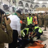 Kronologi Orang Bunuh Diri di Ka'bah