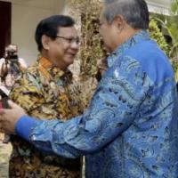 Koalisi Gerindra-Demokrat Terancam Bubar , Prabowo Disebut Jendral Kardus
