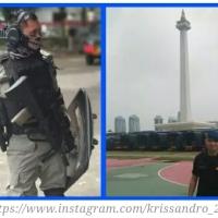 Heboh Polisi Impor Bermata Sipit , Ini Dia Faktanya